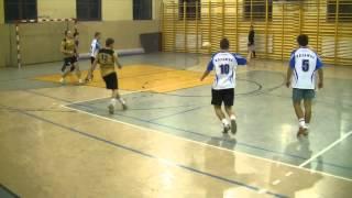 preview picture of video 'KDRK Spytkowice - Echo Rdzawka | Podhalańska Liga Futsalu | 28.12.2013'