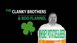 Happy Saint Patrick's Day from Boo Flannel