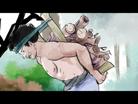 The Woodchopper's Daydream