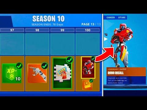 Fortnite Season 10 Leaked Battle Pass Trailer Everything