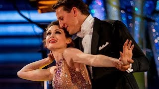 Sophie Ellis-Bextor & Brendan Foxtrot to 'Cheek to Cheek' - Strictly Come Dancing: 2013 - BBC One
