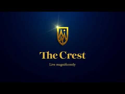 3D Tour of DLF The Crest