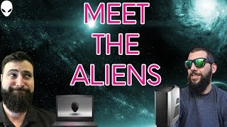 There are so many ways to reach Alienware to learn more about