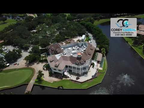 Bay Colony Golf Club Clubhouse Naples, Florida