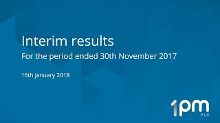 1pm-opm-interim-results-january-2018-16-01-2018
