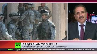 Iraqi group demands payments for US invasion after 'Sue the Saudis for 9/11' bill passes Congress