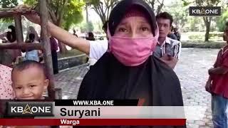 Tak Dapat BLT, Warga Babo Geruduk Kantor Bupati Aceh Tamiang
