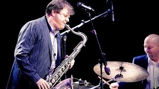 Igor Butman Quartet feat. Fantine, X Vladivostok International Jazz Festival