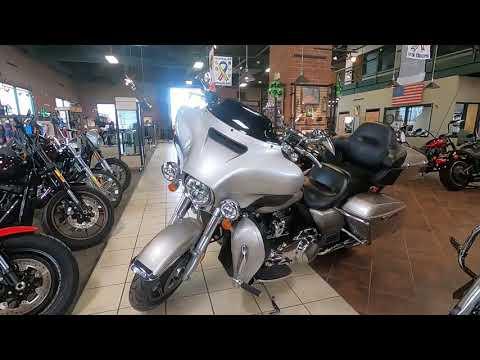 2018 Harley-Davidson Electra Glide Ultra Classic FLHTCU