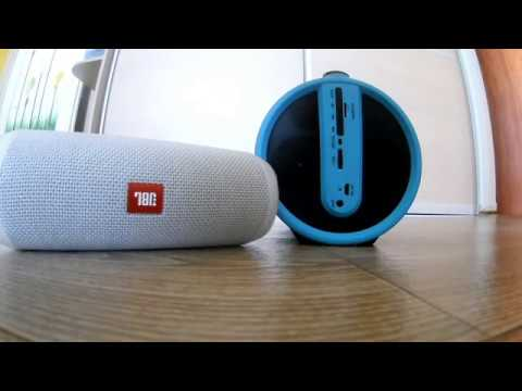 JBL FLIP 4 VS IMPERIAL BEATSMEN-BASS TEST
