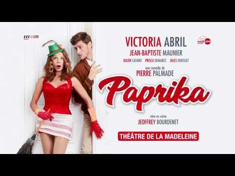 Paprika au Théâtre de la Madeleine Ki Maime Me Suive