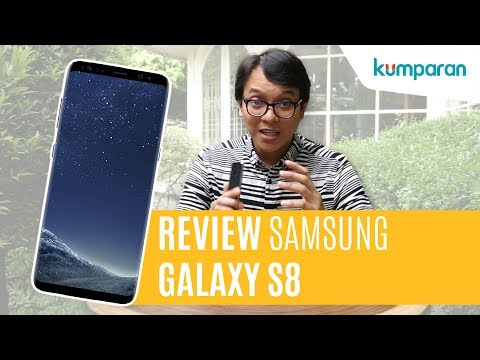 Review Samsung Galaxy S8 | Indonesia