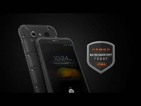 Ulefone Armor - An IP68 Octa-core Phone with 32GB Storage