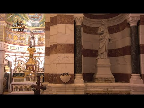 Laudes et Messe du 8 octobre 2021 à Notre-Dame de la Garde