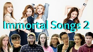Classical Musicians React: MAMAMOO Immortal Songs 2 (Part 1)