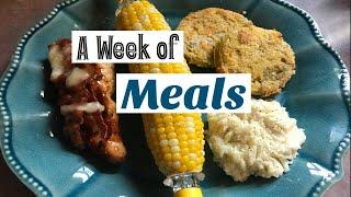 What's for Dinner?| Family Meal Ideas| June 18-24, 2018
