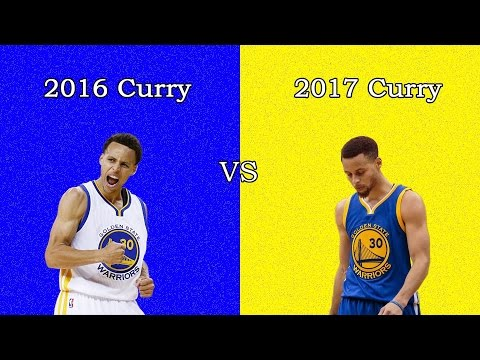 What Happened to Steph Curry?