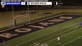 Boys Soccer vs Sylvan Hills 3/9/19