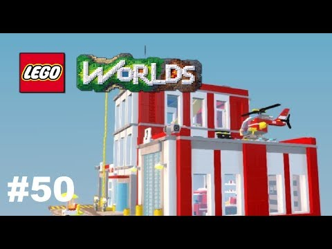 Lego Worlds - Cooles Neues Zeugs - Gameplay Deutsch #50