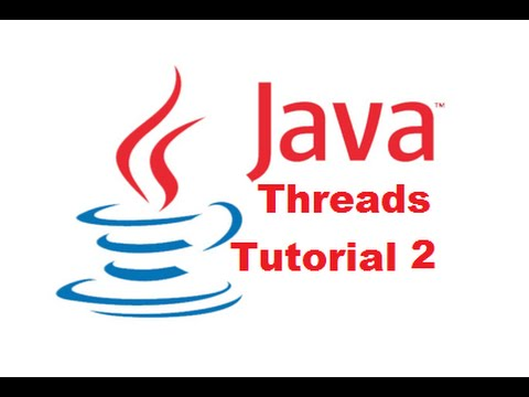Java Threads Tutorial 2 – How to Create Threads in Java by Extending Thread Class examples