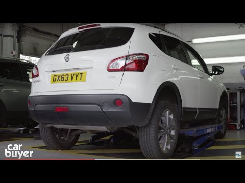 Nissan servicing: using a main dealer for your Qashqai (sponsored) - Carbuyer