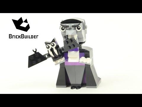 Vidéo LEGO Saisonnier 40203 : Le vampire et la chauve-souris