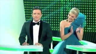 IREESHA ведущая премии Телетриумф-2012