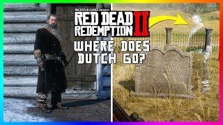 What Happens To Dutch When You Beat Red Dead Redemption 2? (The SECRET Life Of Dutch Van Der Linde)