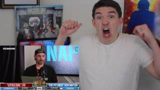JTE VS Napzok Movie Trivia Schmoedown - Fan League Reaction