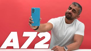 Samsung Galaxy A72 Full Review - TASTY AWESOME!