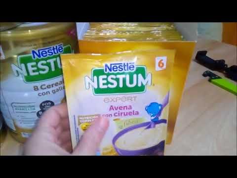Cereales Nestle Nestum Expert |Nuevo formato en Lata | Sin grasa de palma | #SuperMamis