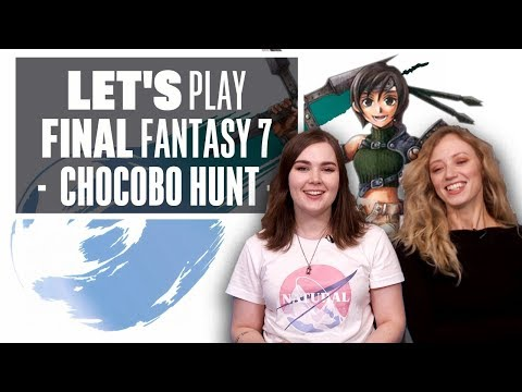 Let's Play Final Fantasy 7 Episode 5: CATCHING A CHOCOBO