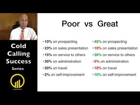 Cold Calling Success Course (1 of 29) - Prospecting by the ...