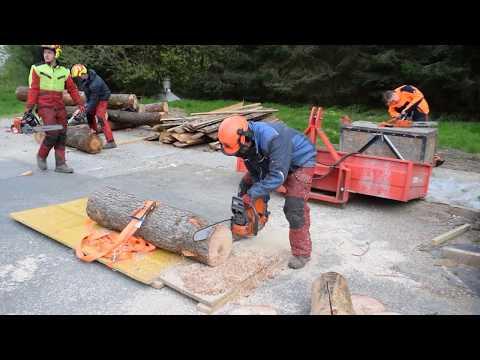 Bewerbungsvideo Landesentscheid Forst 2018