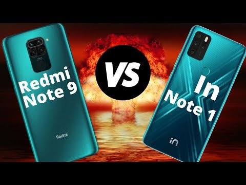 Micromax In Note 1vs Xiaomi redmi Note 9: Can Micromax displace the Leader?