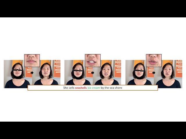 Новый алгоритм дипфейка позволяет редактировать речь диктора в видео
