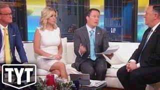 Fox Hosts GRILL Secretary Of State On Jamal Khashoggi Murder | Kholo.pk
