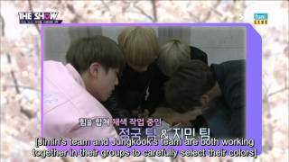 [ENG SUB] 160412 BTS @ The Show