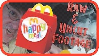 McDonald's Happy Meal | Raw & Uncut