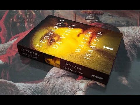 Livro - Leonardo da Vinci - Walter Isaacson (Editora Intrínseca)