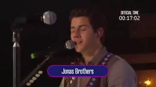 Jonas Brothers - Pom Poms (Live Acoustic)