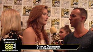 Grace Gummer :Comic-Con San Diego 2016