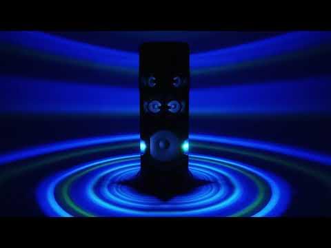 Аудиосистема Sony MHC-V71D видео 1