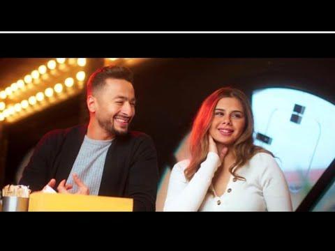 """أغنية """"جمالها"""" حمادة هلال ومنة عرفة تتخطى 2 مليون مشاهدة"""