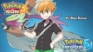 Pokémon Sun & Moon - Champion Blue Battle Theme (Unofficial)