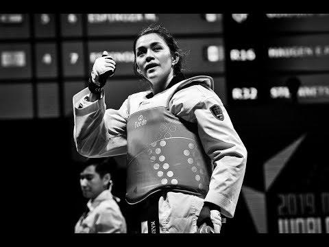 María Espinoza, busca sus cuartos Juegos Olímpicos