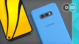 Galaxy S10E - Cheaper AND Better