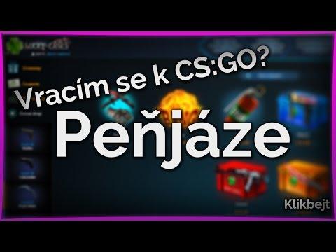 Vrácím se k CS:GO? | Peňjáze | Lucky-Cases.com