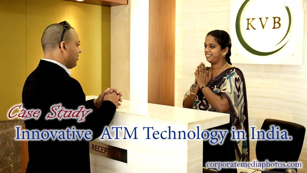 Innovative ATM technology
