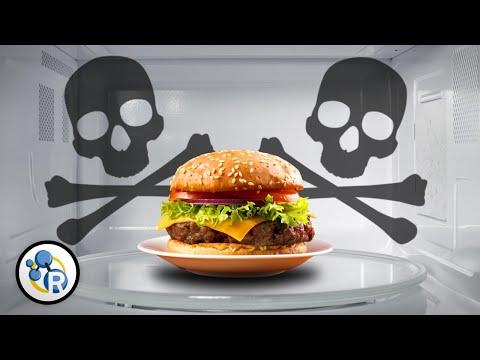Μύθοι για το φαγητό: Όχι ο φούρνος μικροκυμάτων δεν είναι επικίνδυνος